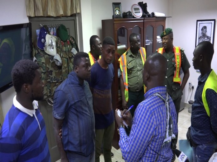 3 Nigerian Stowaways Who Thought They Are Going To Spain, Safely Land In Ghana