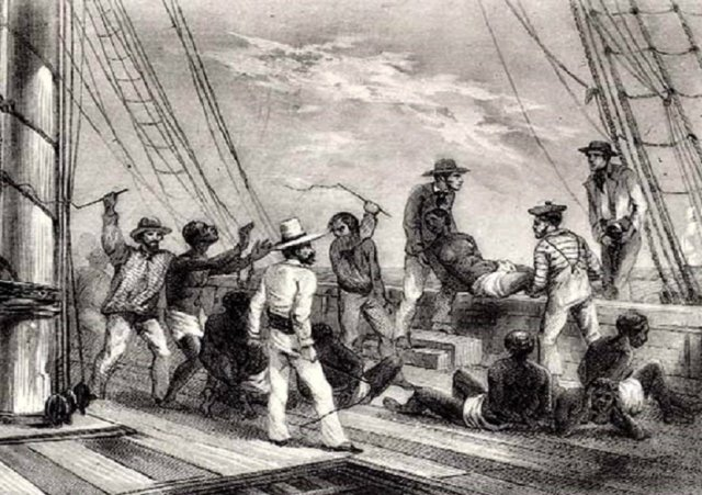 Zong Massacre: The Tragic Story of How 133 African Slaves Were Thrown into the Atlantic for Insurance Money