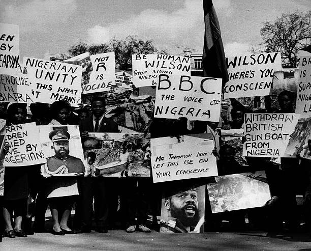 Britain's Shameful Role in Nigerian civil war