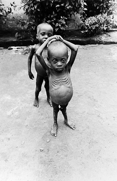 Britain's Shameful Role in the Biafran War that Led to the Death of Millions