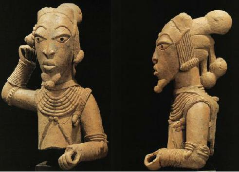 The mystery behind Nok terracotta statues