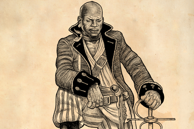 Black Caesar: The African Chief Who Escaped a Slave Ship And Became A Notorious Pirate