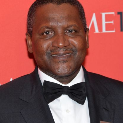 Dangote is the Richest Person in Africa 2020