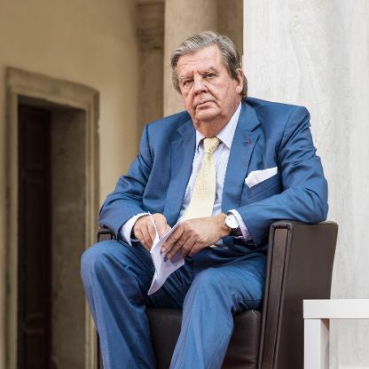 Johann Rupert is The second Richest man in South Africa 2020