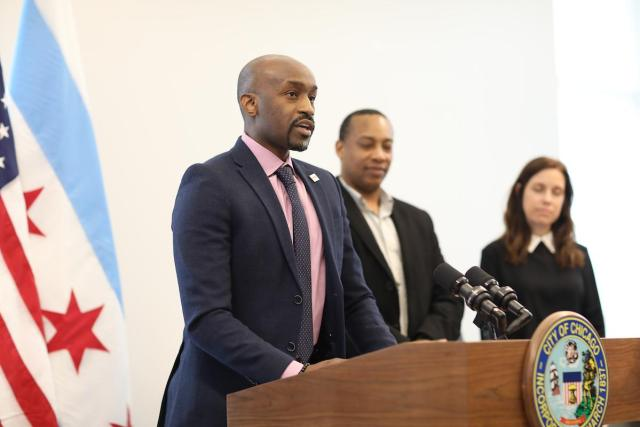 Nigeria's Nosa Ehimwenman is the First Black Man to Head an Airport Renovation Project in Chicago