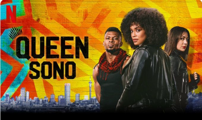 Queen Sono: Netflix's First African Series Premieres