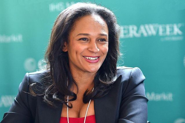 Portugal Freezes Bank Accounts Belonging to Africa's Richest Woman 'Isabel dos Santos