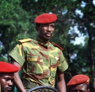 Who was Thomas Sankara