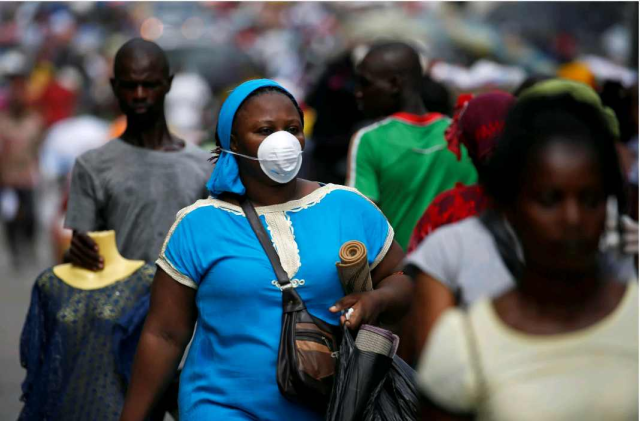 Up to 190,000 People Could Die of COVID-19 in Africa If Not Controlled - WHO