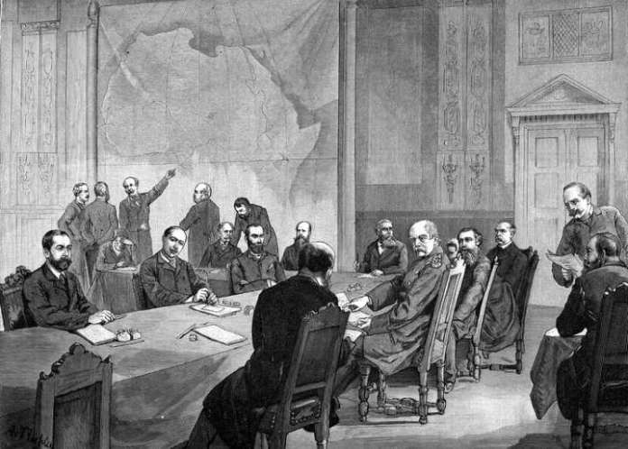 Scramble for Africa — The Berlin Conference To Divide Africa Ended On This Day In 1885