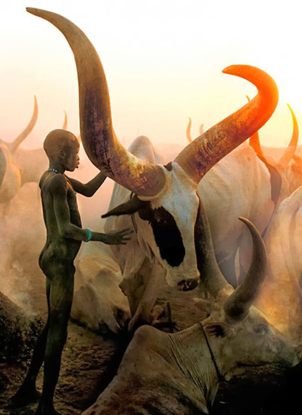 African Tribe: The Dinka People Of Sudan