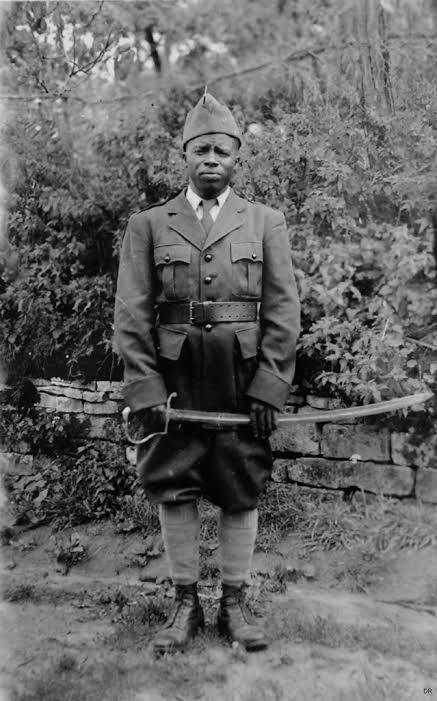 Addi Bâ – The Black Terrorist: The Story of the Unsung French Resistance Hero from Guinea