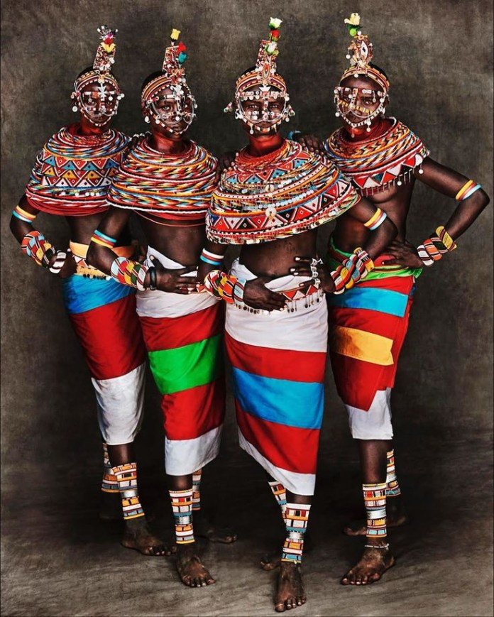 African Tribe: Inside the Colourful World Of Kenya's Samburu People