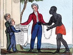 The Slavery Abolition Act of 1833 that abolished slavery in most British colonies, freeing more than 800,000 enslaved Africans in the Caribbean and South Africa and making the purchase or ownership of slaves illegal