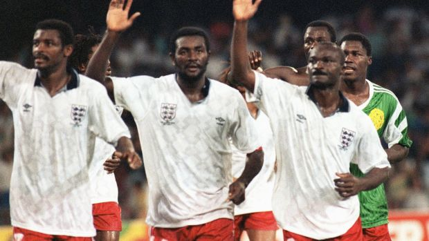 Cameroon's Italia 90 World Cup Team to Get Houses Promised To Them 30 Years Ago