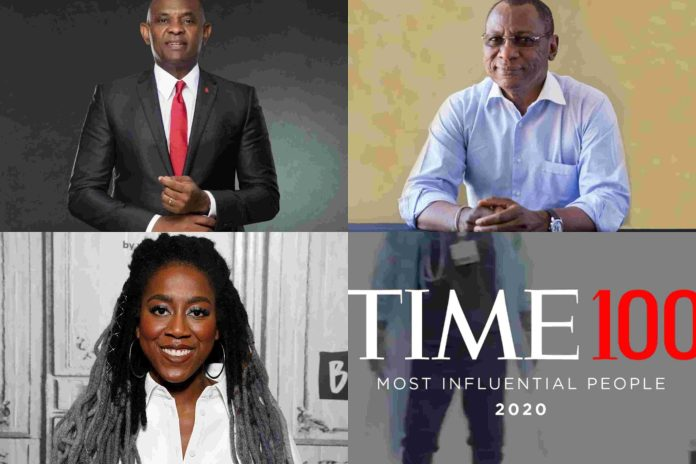 TIME 100: Tony Elumelu, Three Other Nigerians Makes Time's list of 100 Most Influential People Of 2020