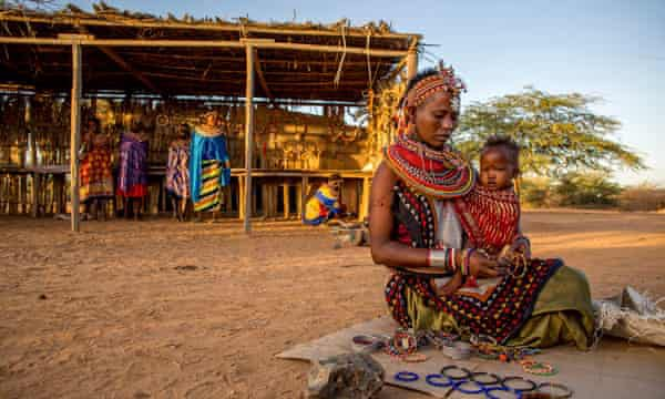Umoja community in Kenya where women Reign Supreme