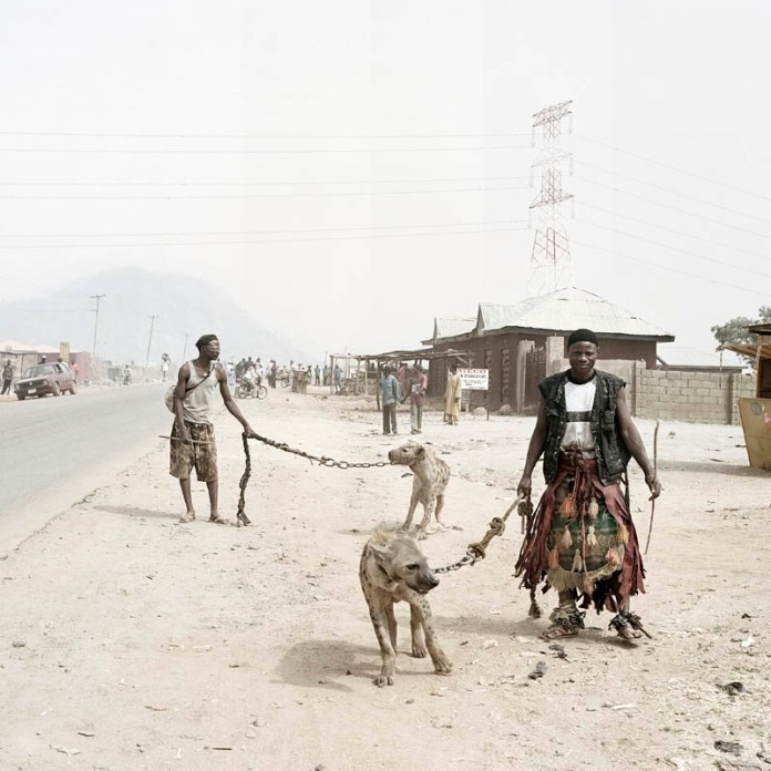 Gadawan Kura: The Hyena Handlers of Nigeria In Pictures