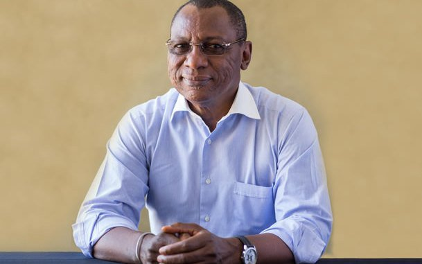 Tunji Funsho, Among Time Magazine most influential people in the world 2020