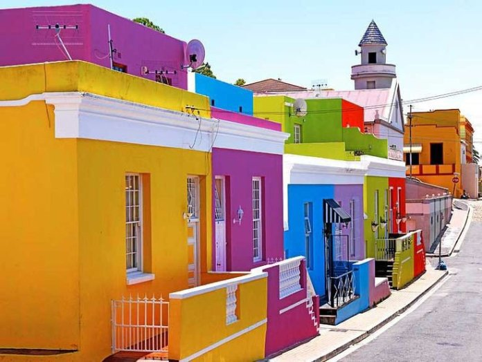 Bo-Kaap, The Most Colorful Neighborhood in Africa