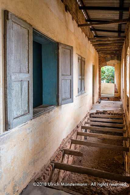 Woold Home: The Togolese Slave house