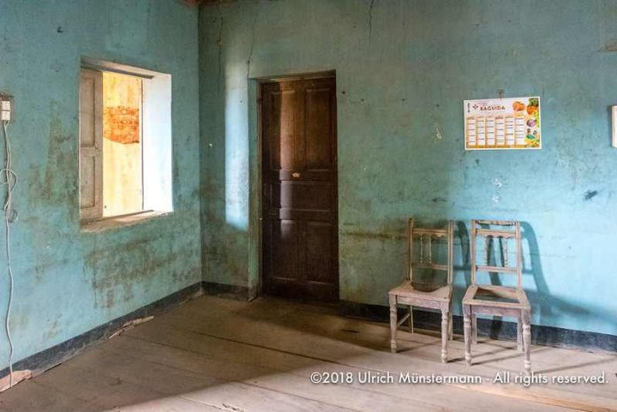 Woold Home: The Togolese Slave 'House Of Horrors'