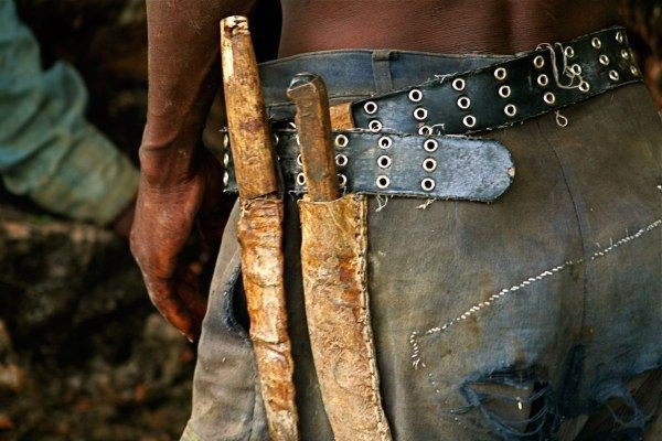 Hadza: The Tanzanian Tribe That Survive Purely From Hunting and Gathering — In Pictures