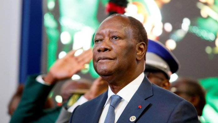 Ivory Coast President Ouattara Wins Re-election to Third Term