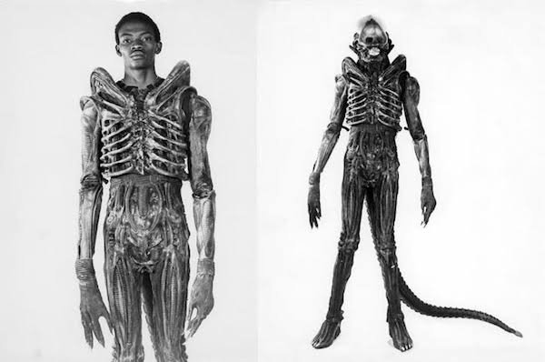 Bolaji Badejo: The Nigerian Giant Who Played Alien