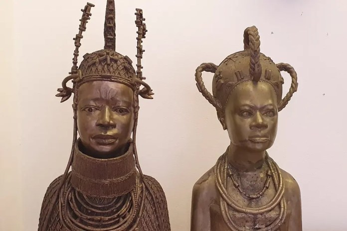 Church of England Offers to Return Two Benin Bronze Sculptures to Nigeria