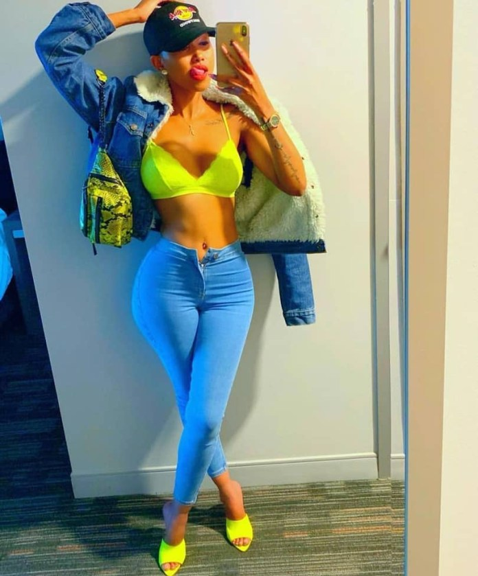 Huddah Munroe is one of the Most voluptuous celebrities in Africa