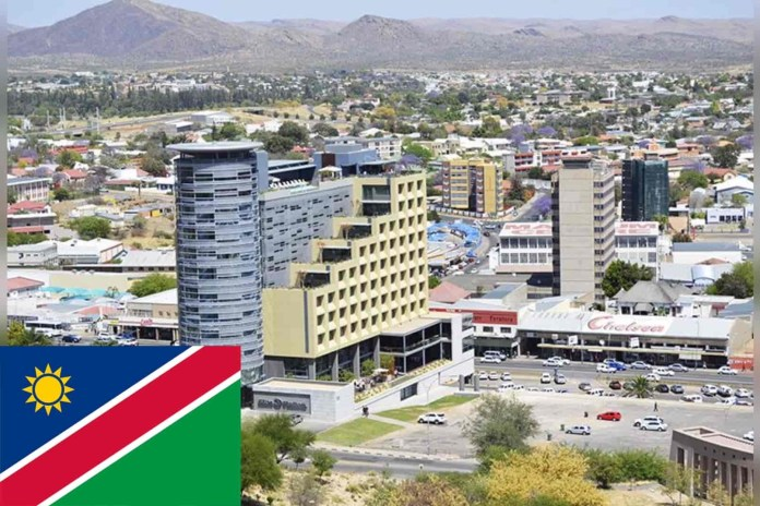 Namibia: Richest country in Africa