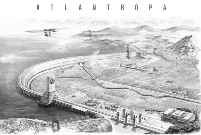Project Atlantropa: The 1920s Plan To Drain The Mediterranean And Merge Europe And Africa Into One