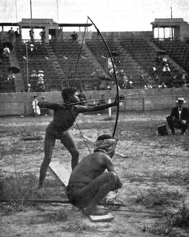 Anthropology Days: The Racist Olympic Event of 1904