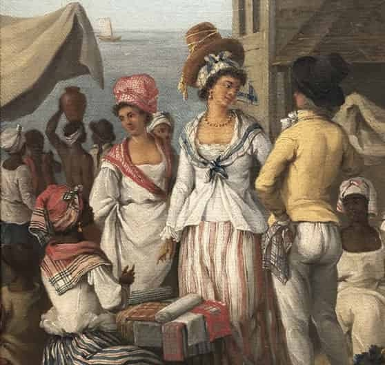 Caty Louette, the most Powerful Female Slave Trader in Senegal's Gorée Island in the 1800s