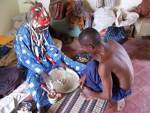 The Original Religious Beliefs of the Serer people of West Africa