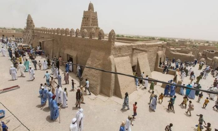 Top 10 Oldest Mosques in Africa