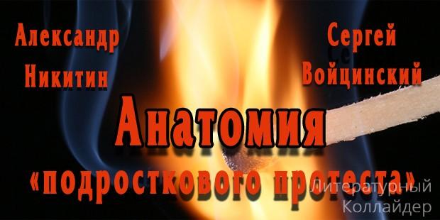 """А.Никитин, С.Войцинский. Анатомия """"подросткового протеста"""""""