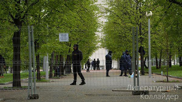 Задержаны противники стройки храма в Екатеринбурге