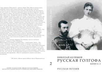 Николай Кулешов. Русская Голгофа. Книга 2