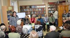 Состоялась встреча писателей Гомеля и Смоленска