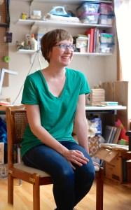 Rebecca Elliott (photo: Shaun Crittenden)