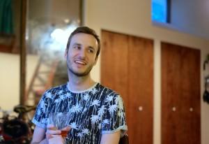 John Wilmes (photo: Shaun Crittenden)