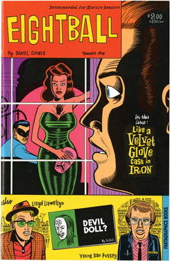 Eightball #1, 1989
