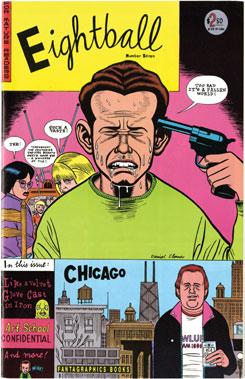 Eightball #7 1991