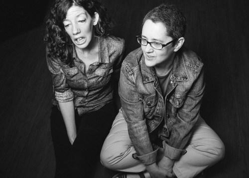 Sarah Hollenbeck and Lynn Mooney/Photo: Joe Mazza/Brave Lux