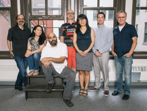 Tony Trigilio, Jenny Boully, Matthew Shenoda, Aleksander Hemon, Nami Mun, Joe Meno and Sam Weller