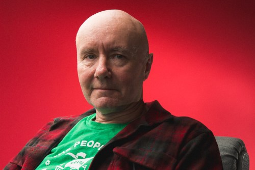 Irvine Welsh/Photo: Joe Mazza/Brave Lux