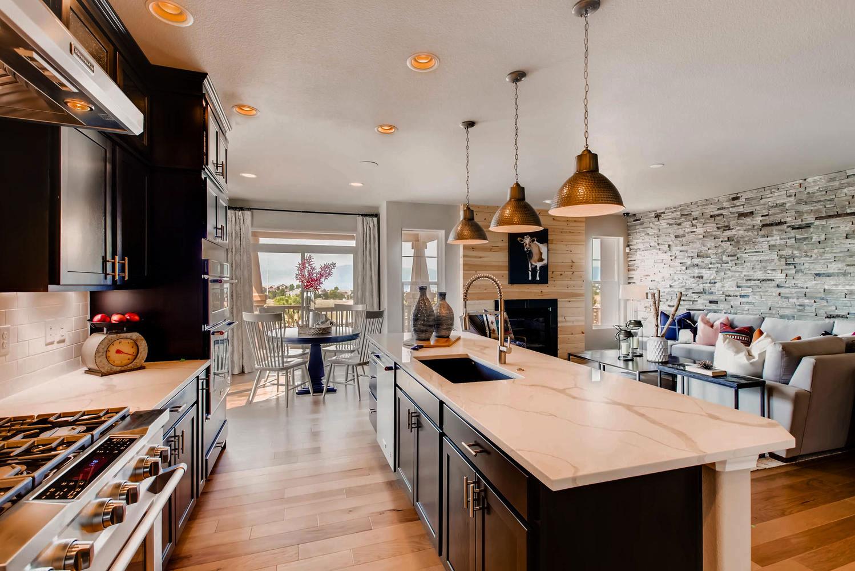 Interior Design And Merchandising Of Model Homes Lita Dirks Amp Co
