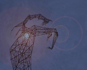 עמוד חשמל 2010